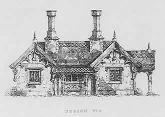 House Plans English Country Cottage