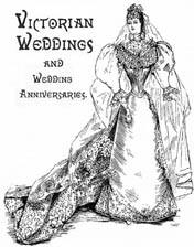 Victorian Weddings.