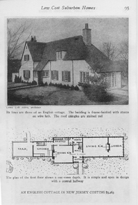 House Plans Residential Colonial Revival And Tudor