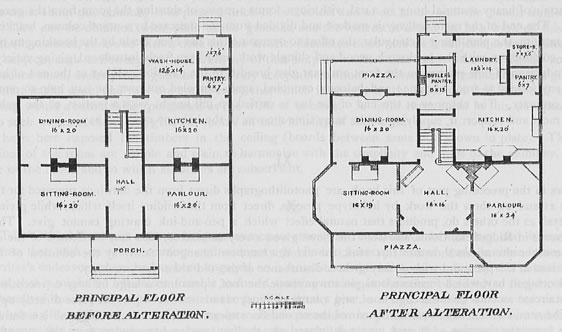 Marvelous House Plans 1878 Old Homes Made New Largest Home Design Picture Inspirations Pitcheantrous