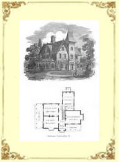 eplans.com - House Plan: Traditional Victorian Facade with Modern