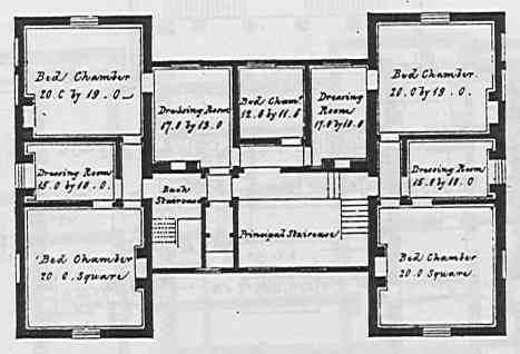 old english cottage floor plans